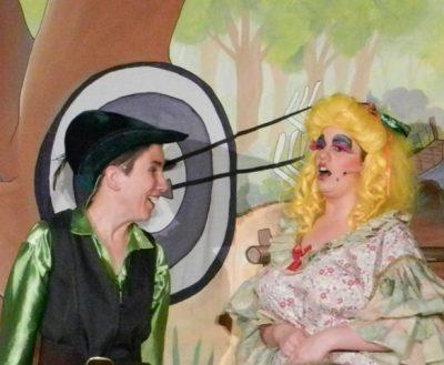 Robin Hood Touring Pantomime
