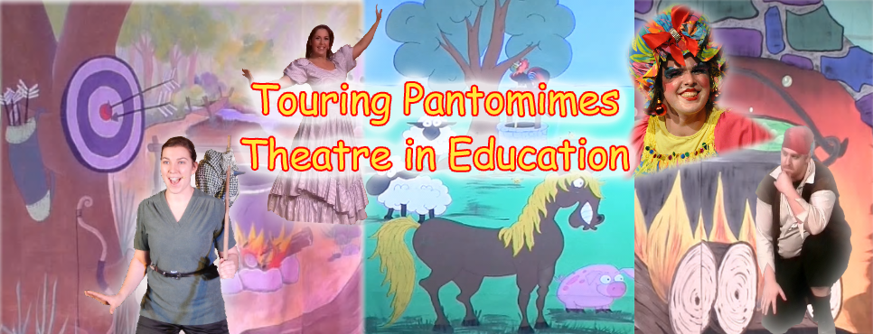 Touring Pantomimes & Theatre in Education